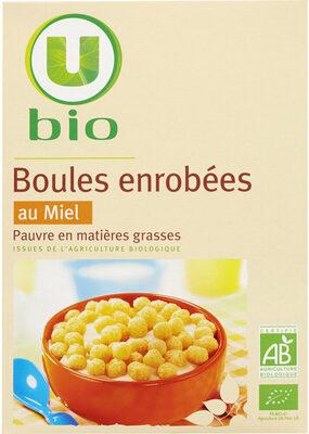 Boules Enrobées au Miel - Produit - fr