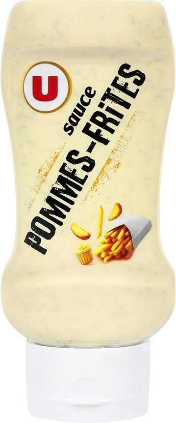 Sauce frites - Product