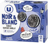 Biscuits noir et blanc - Product