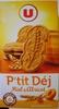 P'tit Déj Miel & Abricot - Product