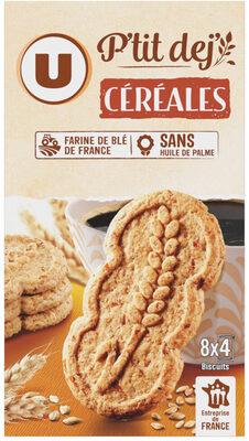 Petit déjeuner tout céréales - Produit - fr