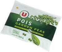 Pois garden peas - Product