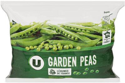 Pois garden peas - Produit - fr