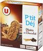 P'tit déj pépites de chocolat - Product