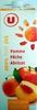 100% pur jus Pomme Pêche Abricot - Produit