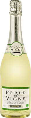 Mousseux blanc brut Perle de Vigne - Produit - fr