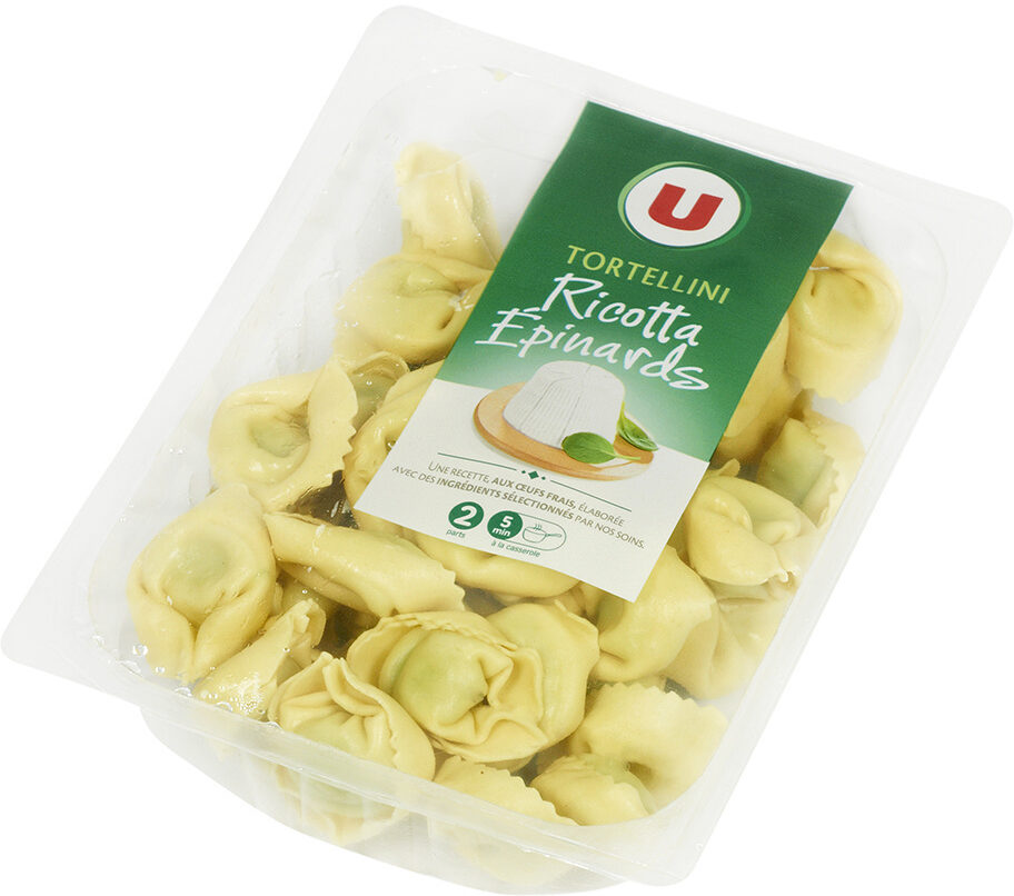 Tortellini ricotta épinards - Produit