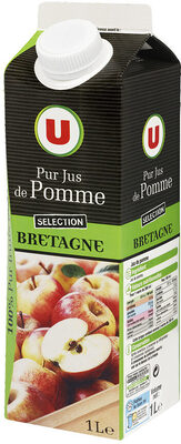 Pur jus de pomme de Bretagne - Product - fr