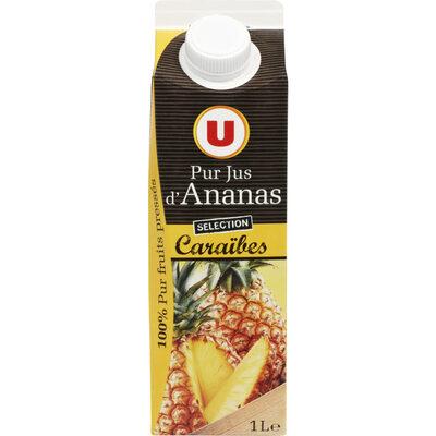 Pur jus d'ananas des Caraïbes - 16