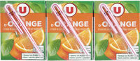 Jus à base de concentré d'orange - Product - fr