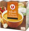Velouté de légumes à la crème - Produit