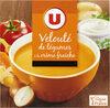 Velouté de légumes à la crème - Product
