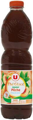 Boisson aux thé aromatisée pêche - Product - fr