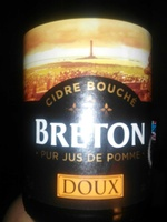 Cidre doux Breton - Product