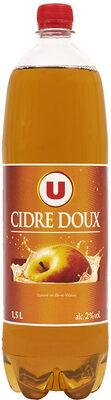 Cidre doux 2° - Produit - fr
