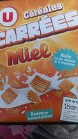 Céréales Carrées Miel - Product