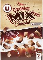 Céréales mix croustillantes et fondantes chocolat - Product - fr
