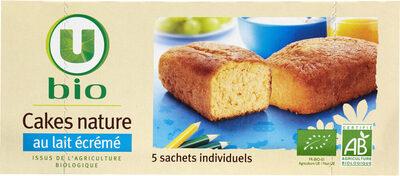 Cake nature au lait écrémé - Prodotto - fr