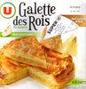 Galette des Rois, au beurre, aux pommes - Producto