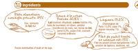 Conchiglie poulet champignons - Ingrédients - fr