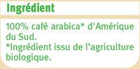 Café Amérique du sud en grains - Ingrédients - fr