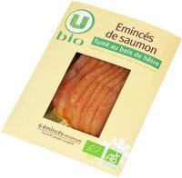 Emincés de saumon fumé - Product