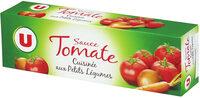 Sauce tomate petits légumes - Produit