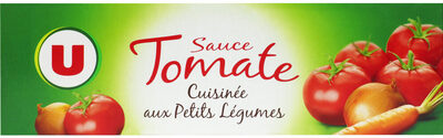 Sauce tomate petits légumes - Produit - fr