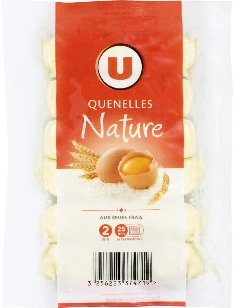 Quenelles nature - Produit - fr