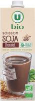 Boisson soja au chocolat - Prodotto - fr