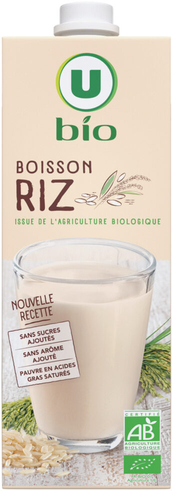 Boisson au riz - Prodotto - fr