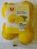 Citrons d'Espagne - Product