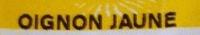 Oignon jaune, calibre 50/70 - Ingredients - fr