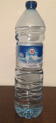 Eau de Source de Montagne des Alpes - Produit - fr