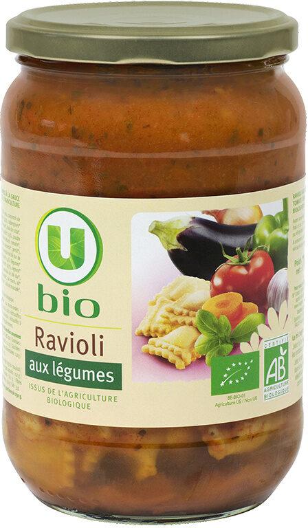 Ravioli aux légumes Bio - Product