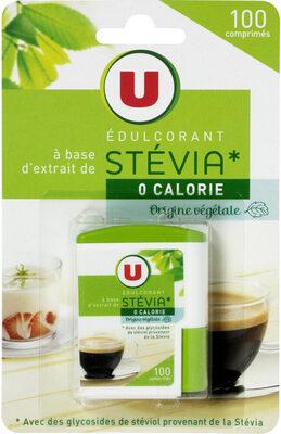 Edulcorant à base de stevia - Produit - fr