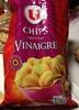 Chips saveur vinaigre - Produit
