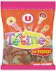 Confiserie tétines acides - Product