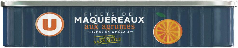 Filets de maquereaux aux agrumes - Produkt - fr