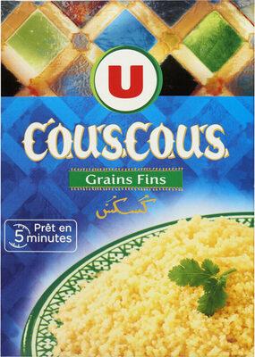 Couscous Grains Fins - Produit - fr