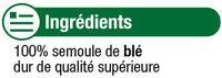 Couscous Grains Fins - Ingrediënten