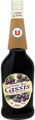 Crème de cassis de Dijon 16° - Product - fr