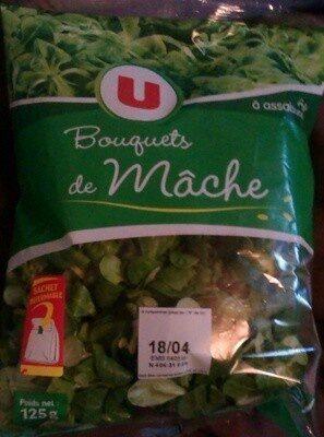Bouquet de mâche - Produit - fr