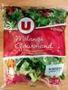 Mélange Gourmand (Frisée, mâche, chicorée rouge) 3/4 portions - Product