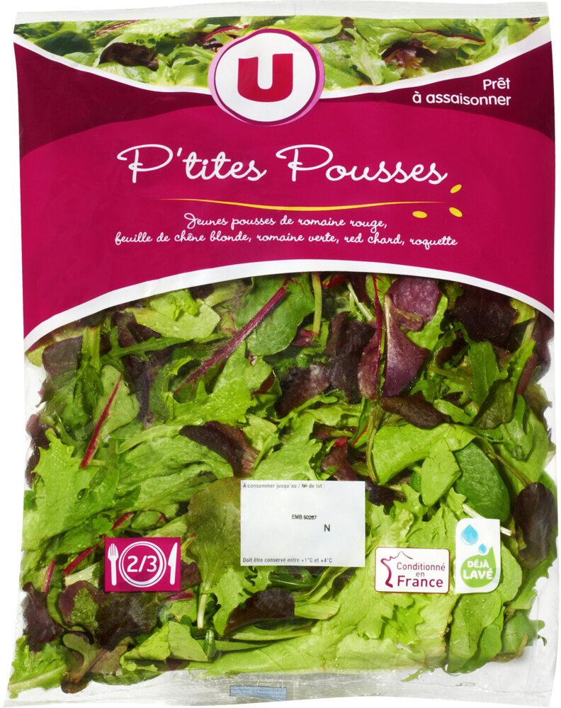 P'tites pousses - Product - fr