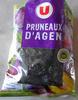 Pruneaux d'Agen, avec noyaux - Produit