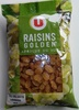 Raisins golden - Produit