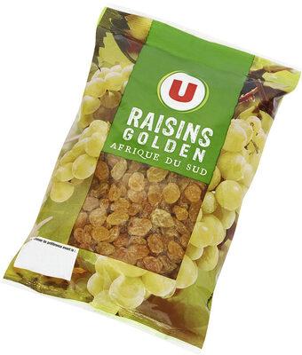 Raisin Golden, - Product