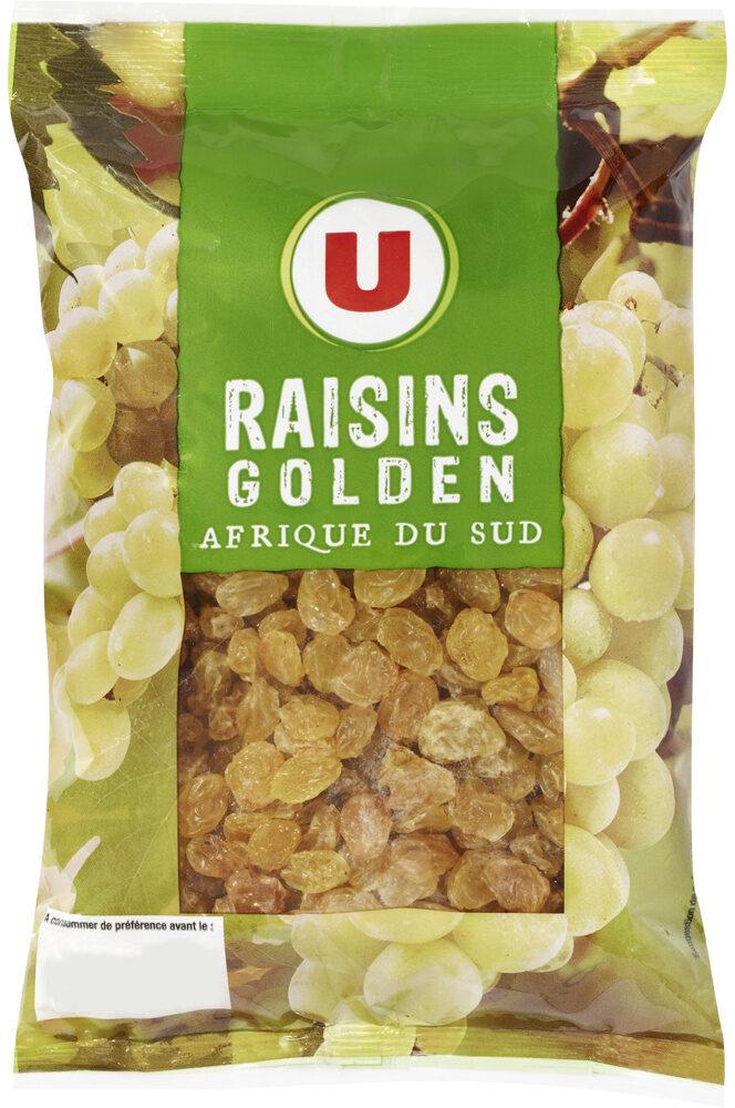Raisin Golden, calibre 200/225 - Produit - fr