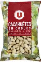 Cacahuètes en coques - Produit - fr